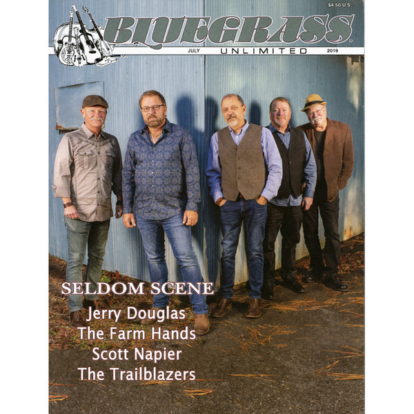 Bluegrass Unlimited July 2019