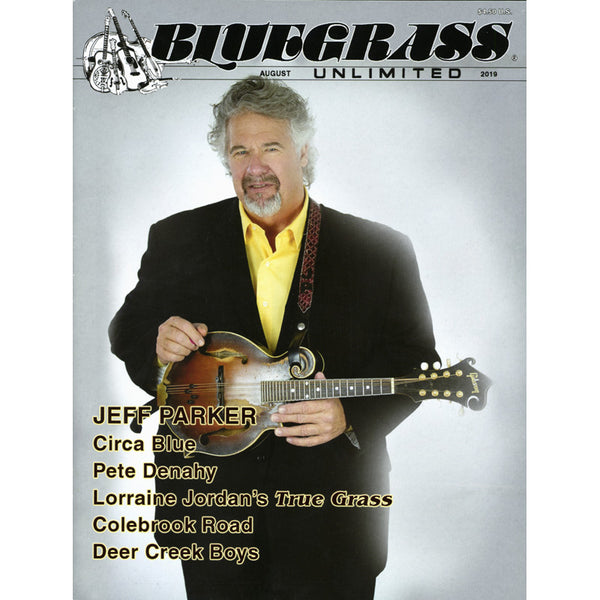 Bluegrass Unlimited August 2019