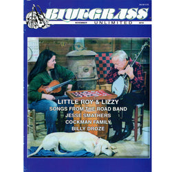 Bluegrass Unlimited November 2019