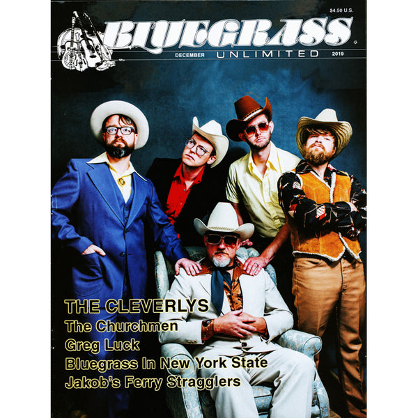 Bluegrass Unlimited December 2019