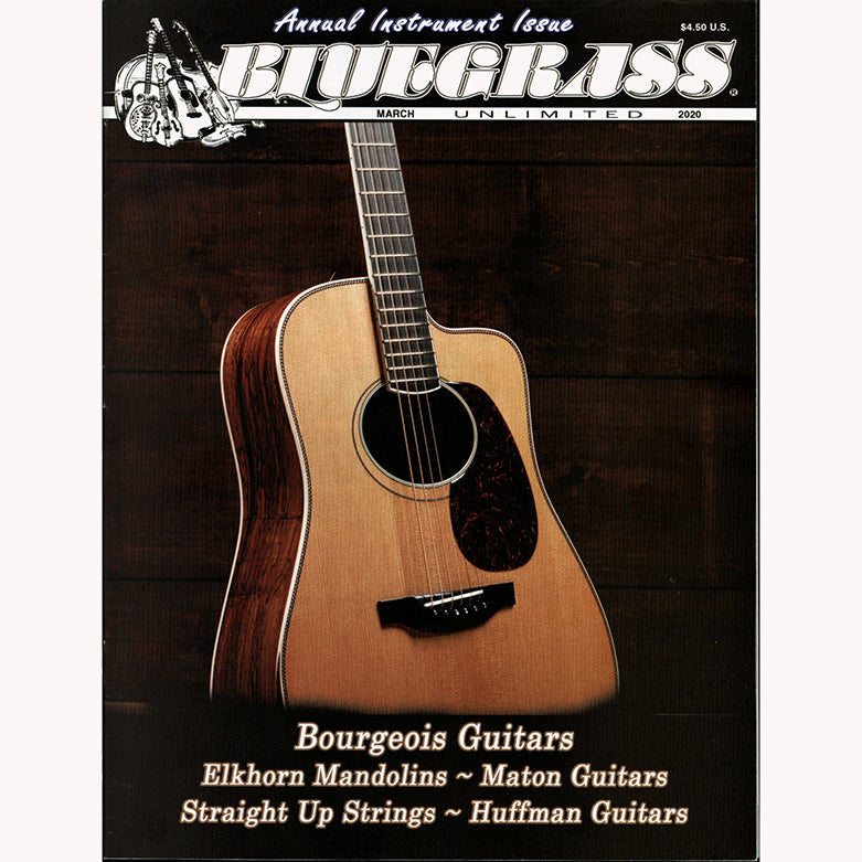 Bluegrass Unlimited - March 2020