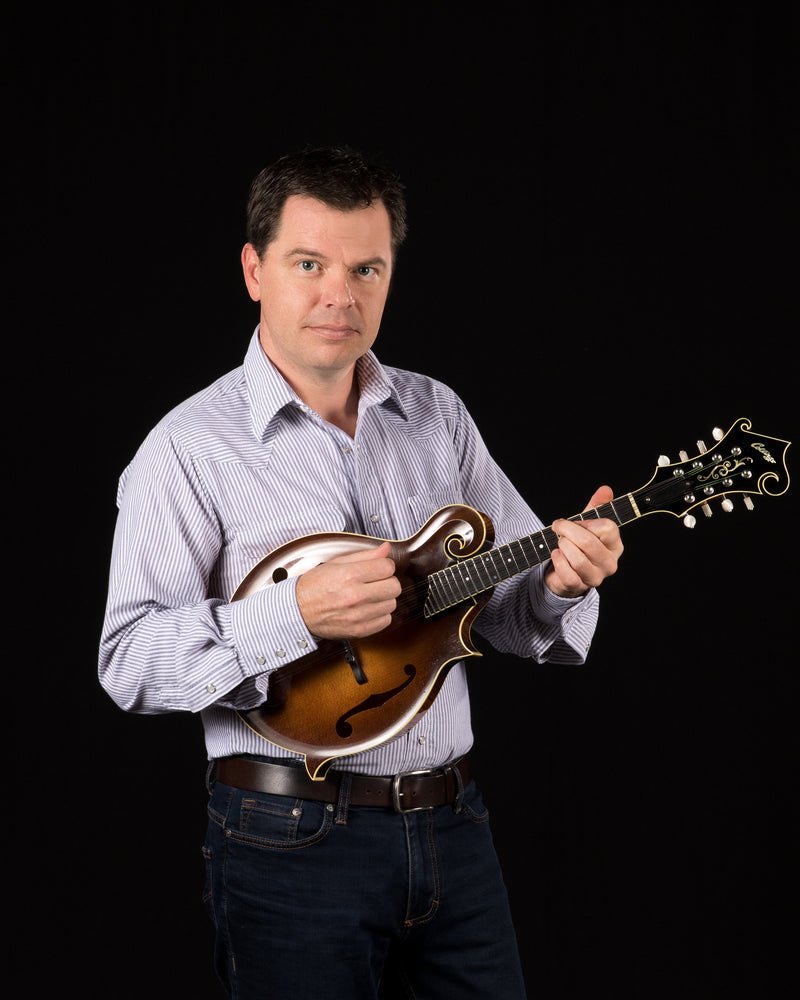 (Beginner) Bluegrass and Folk Mandolin Workshop with Brian Oberlin | Saturday April 11th, 11a-1p