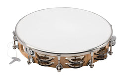 "CB Drums 11"" Tunable Tambourine"