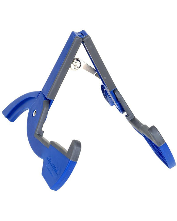 Cooperstand Blue Duro-Pro Portable Folding Instrument Stand
