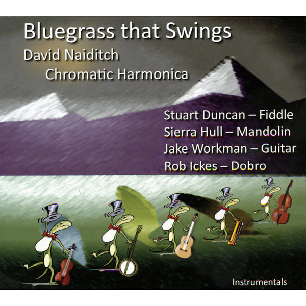 Bluegrass That Swings