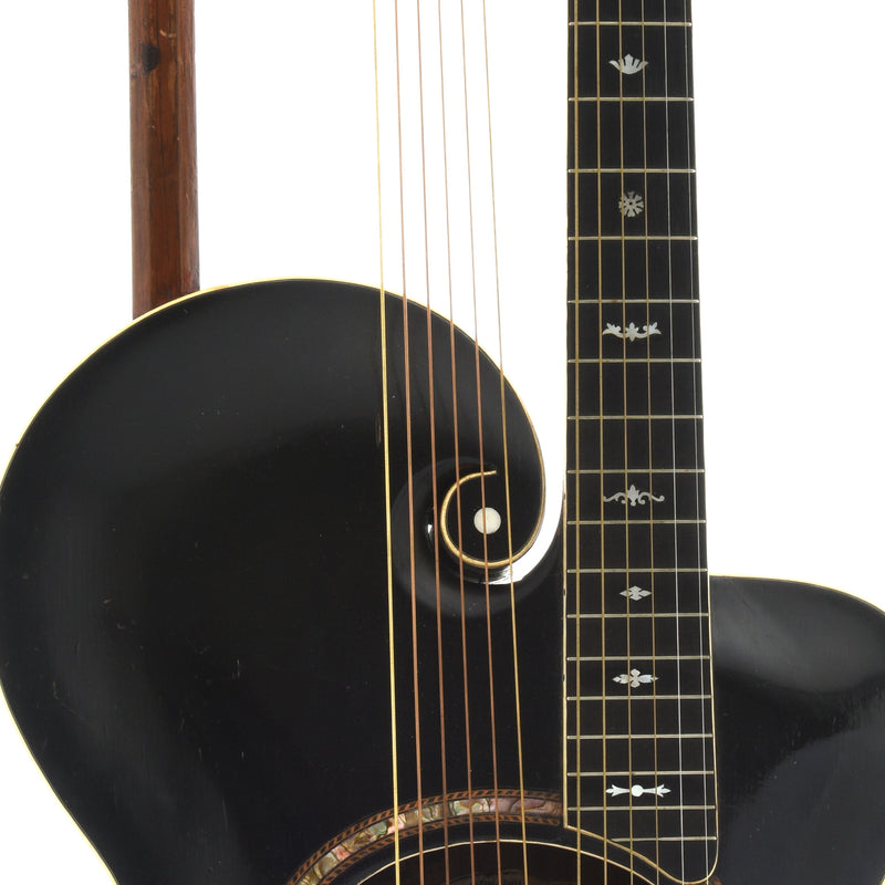 Gibson Style U Harp Guitar (Early 1906)