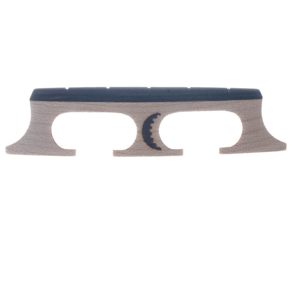 Moon Compensated Banjo Bridge, Heavy, 11/16""