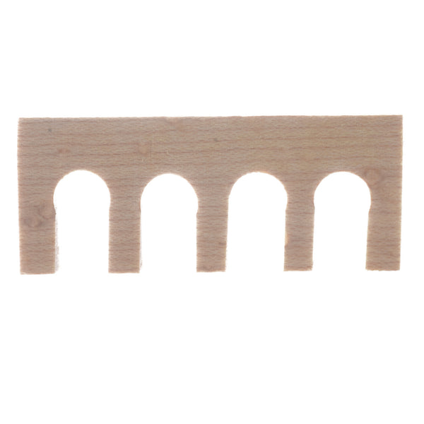 "Morris No-Slot 3/4"" Banjo Bridge"