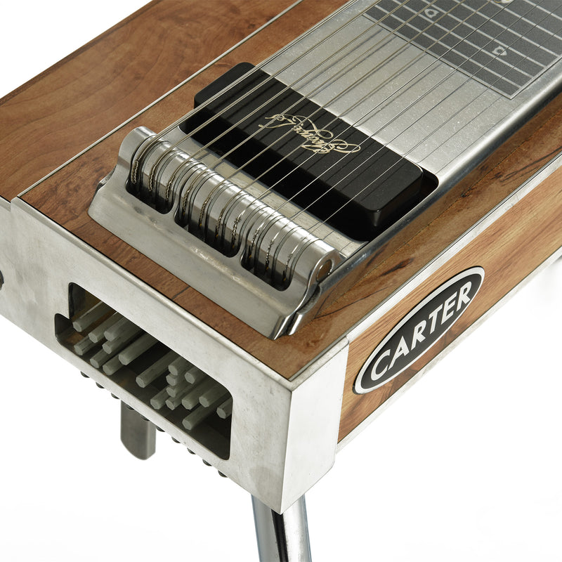 Carter S-10 Pedal Steel (2009)