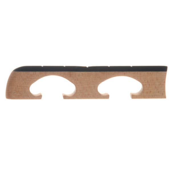 "Sampson Standard Banjo Bridge, 5/8"" Maple Standard-Spaced"