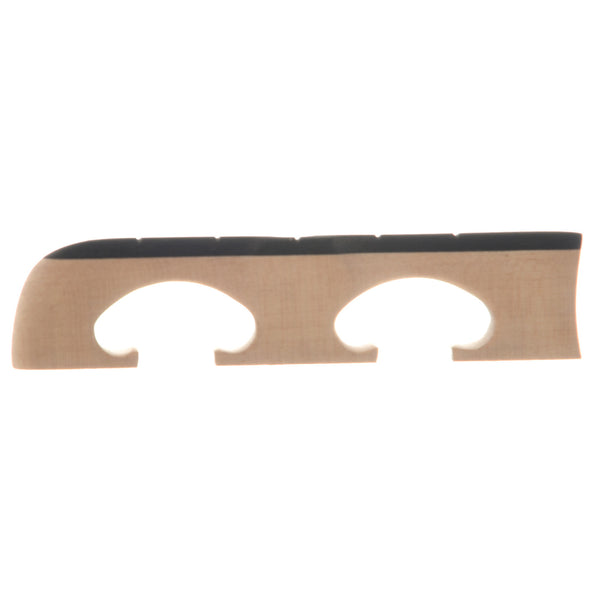 "Sampson Standard Banjo Bridge, 11/16"" Maple Standard-Spaced"