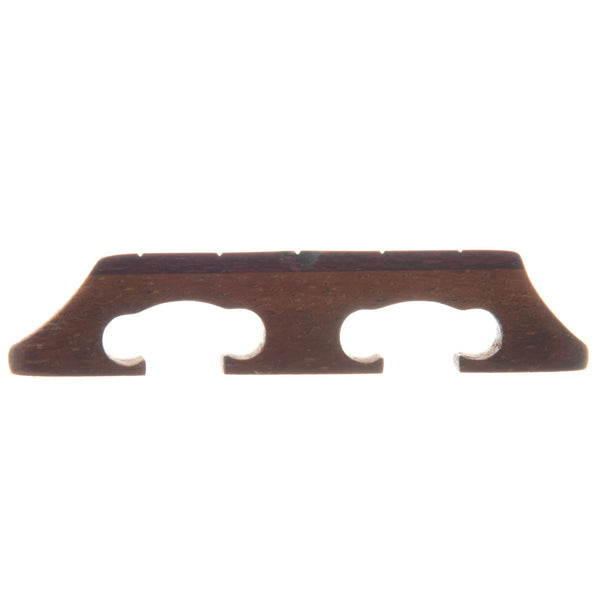 "Sampson Bluegrass Banjo Bridge, 5/8"" Koa Crowe-Spaced"