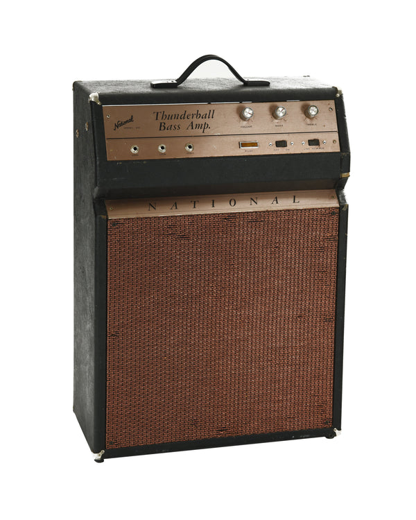 National Thunderball Bass Amp (1968)