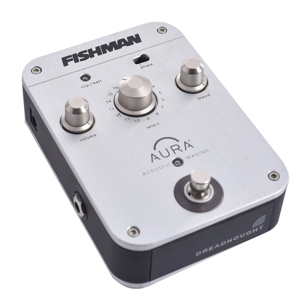 Fishman Aura Dreadnought Acoustic Imaging Pedal (2010's)