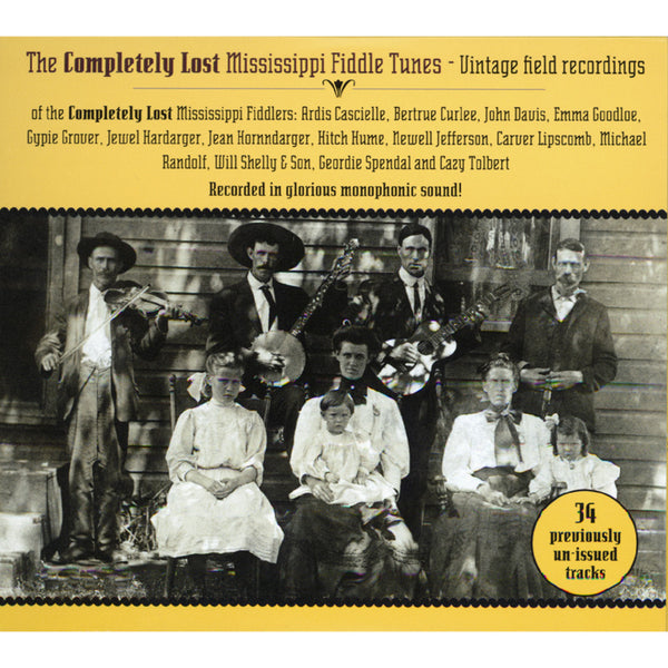 The Completely Lost Mississippi Tunes