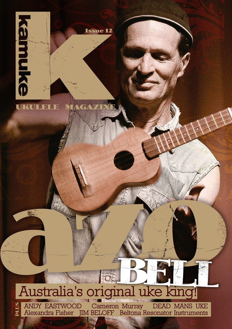 Kamuke Ukulele Magazine - Issue 12