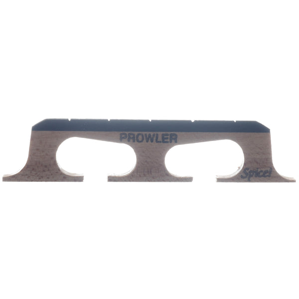 "Kat Eyz Prowler Spice Banjo Bridge, 5/8"" High, Standard Spacing"