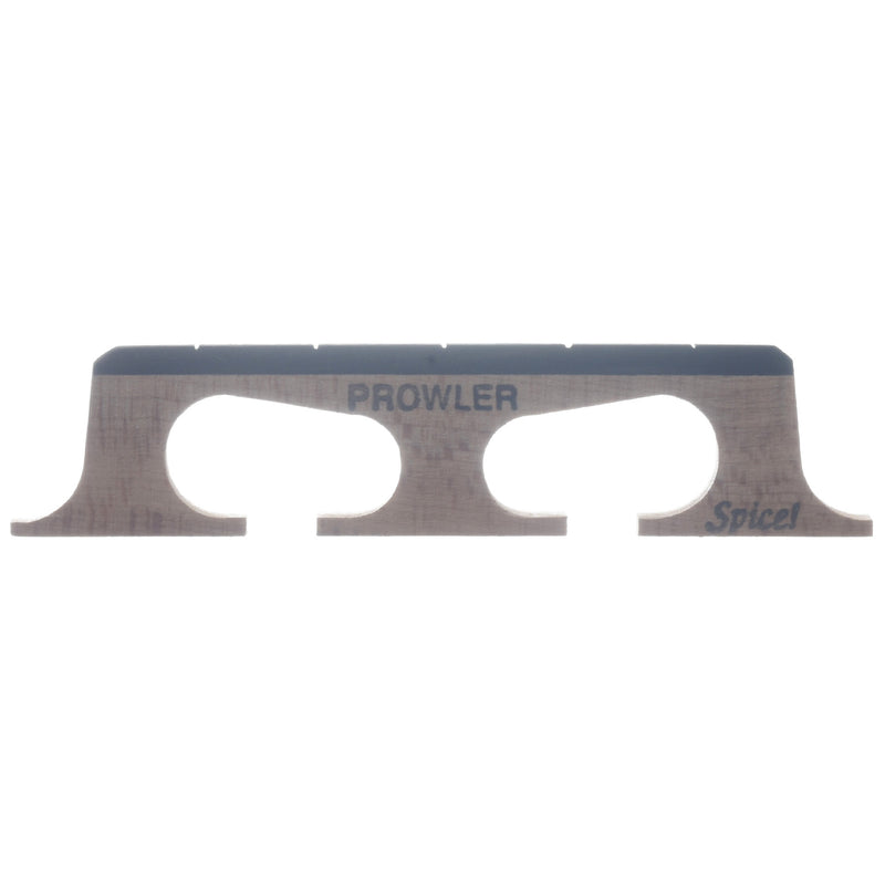 "Kat Eyz Prowler Spice Banjo Bridge, .656"" High, Standard Spacing"