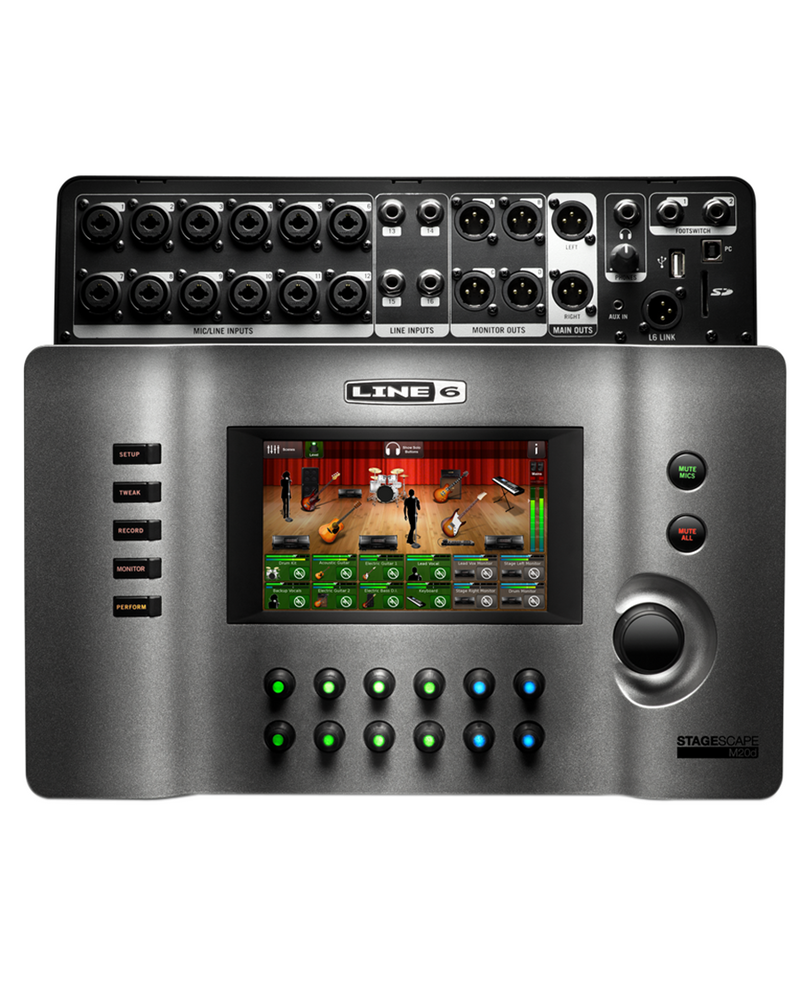 Line 6 Stagescape Smart Mixing System