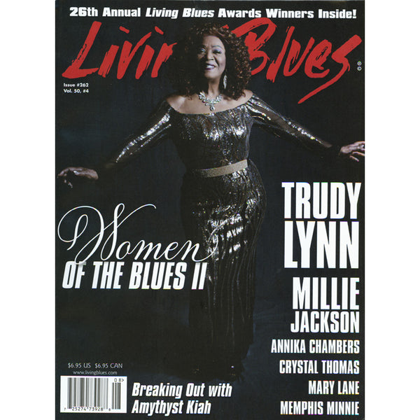 Living Blues August 2019 - Issue #262, Vol. 50, #4