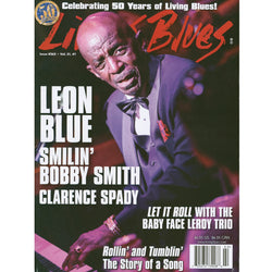 Living Blues February 2020 - Issue #265, Vol. 51, #1