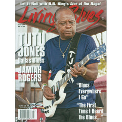 Living Blues July 2020 - Issue #267, Vol. 51, #3