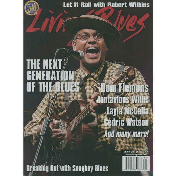 Living Blues Magazine - November 2020 Issue #269