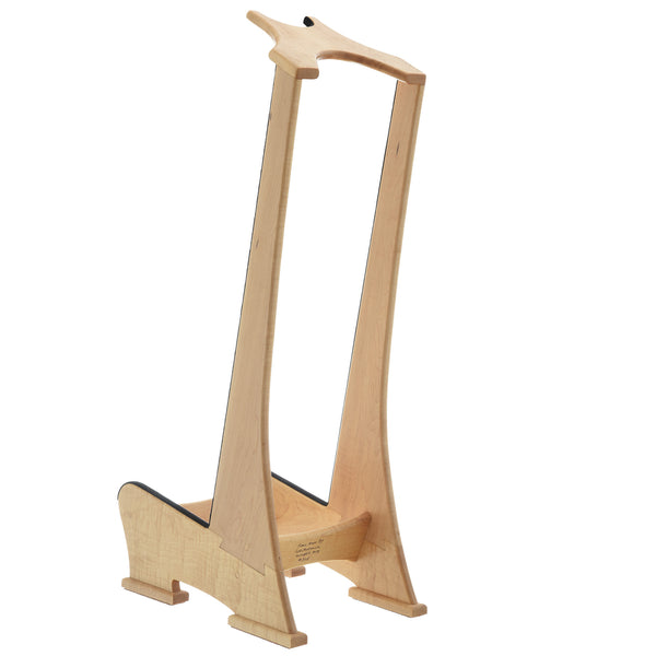 Lee Murdock Studio Guitar Stand, Maple