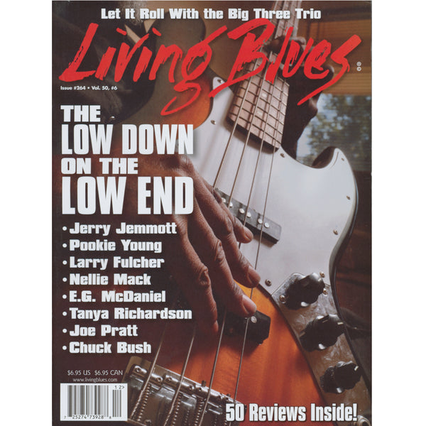 Living Blues December 2019 - Issue #264, Vol. 50, #6