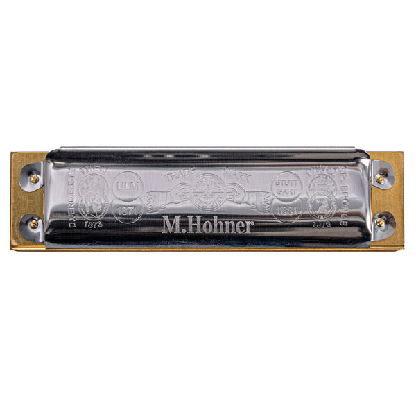 Hohner 125TH Anniversary Commemorative Edition Marine Band Harmonica