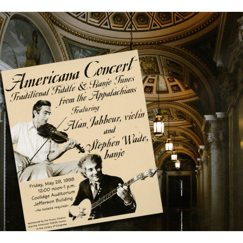 Americana Concert: Alan Jabbour & Stephen Wade at the Library of Congress
