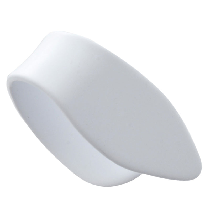National Thumbpick, Medium White Plastic, Medium. NP7W