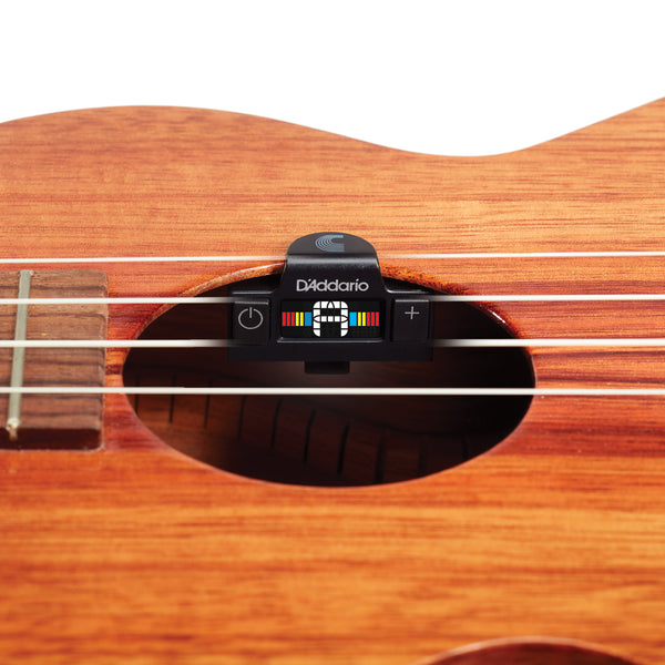 D'Addario Planet Waves Ukulele Soundhole Tuner