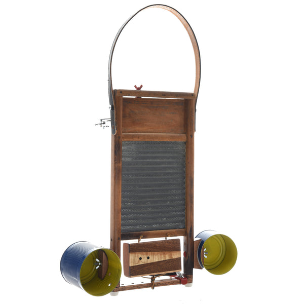 Pel-Tone Deluxe Washboard, Number WB67