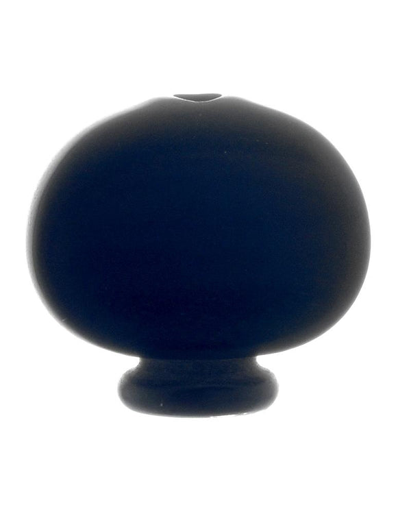 Banjo 5th String Button, for Gotoh Only, Ebony Oval