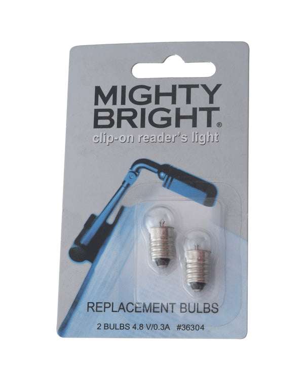 Mighty Bright Replacement Bulbs for Sight Reader Light