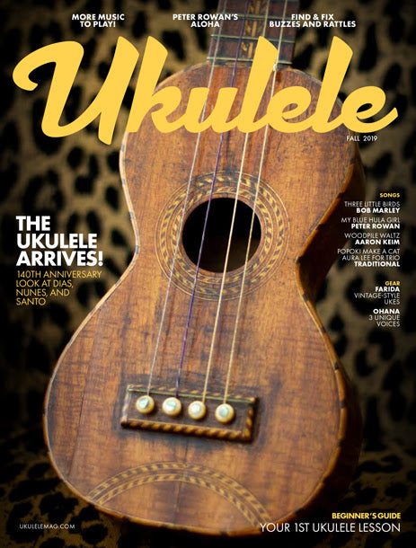 Ukulele Magazine - Fall 2019