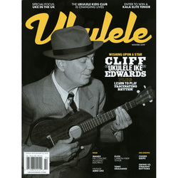 Ukulele Magazine - Winter 2019