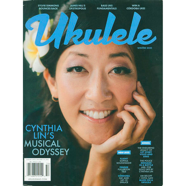 Ukulele Magazine - Winter 2020