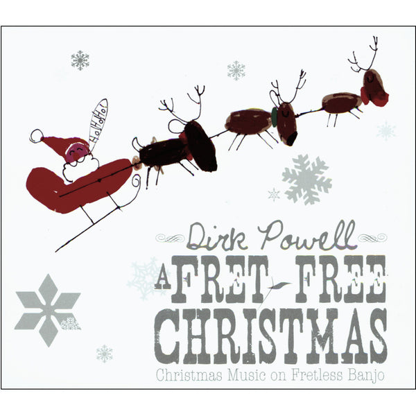 A Fret-Free Christmas: Christmas Music On Fretless Banjo