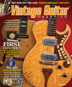 Vintage Guitar Magazine - May 2019