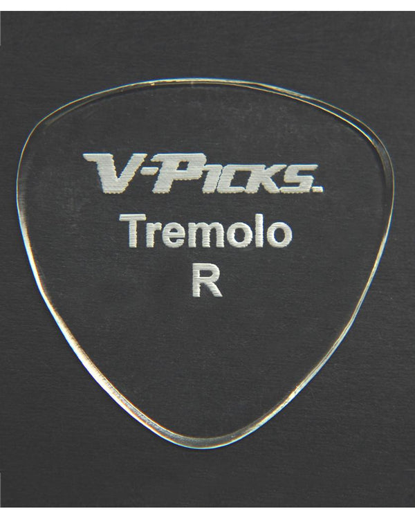 V-Picks Tremolo Rounded Mandolin Pick, 1.0mm