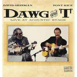 "Dawg and ""T"" - Live at Acoustic Stage"