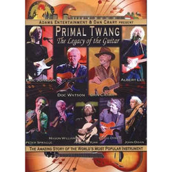 DVD - Primal Twang: The Legacy of the Guitar
