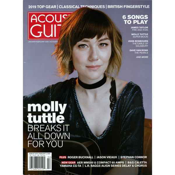 Acoustic Guitar Magazine - January/February 2020