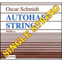 Autoharp Single String, 19G, A-Model