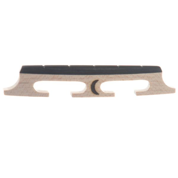 Moon Compensated Banjo Bridge Bridge, Heavy , 1/2""