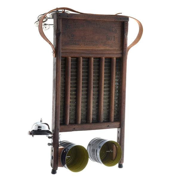 Pel-Tone Deluxe Washboard, Number WB76