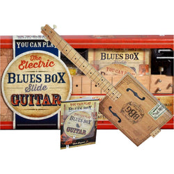 The Electric Blues Box Slide Guitar Kit