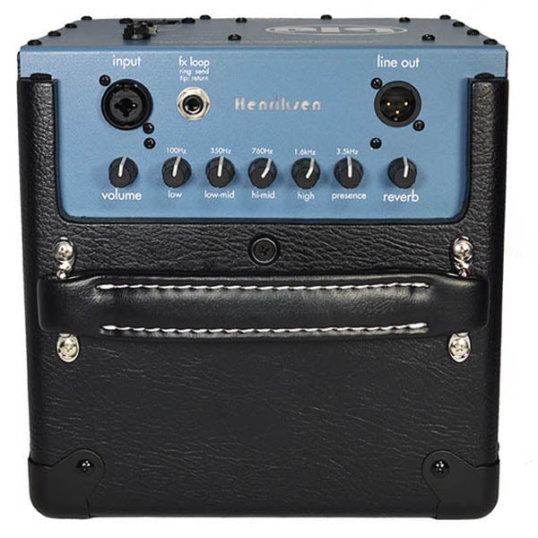 Henriksen Amplifiers Blu Full Feature Portable Amplifier